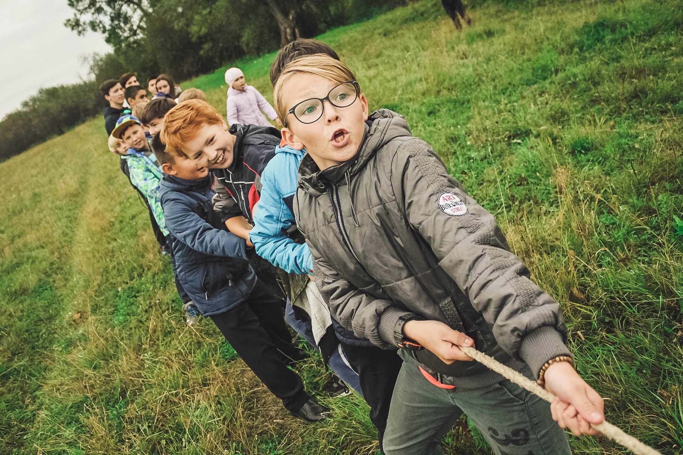 kamarátstva vznikajú napríklad aj na školských akciách