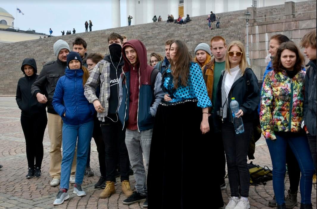 erasmus+ projekt vo fínsku